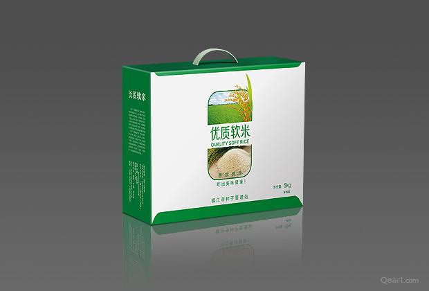 米包装 - 包装设计 - 镇江奇艺广告有限公司